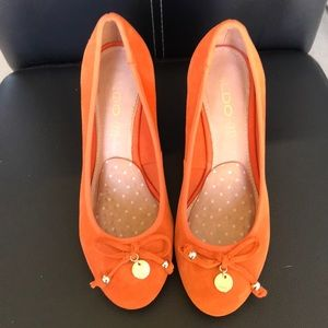 Aldo summer wedges in great condition. Worn once